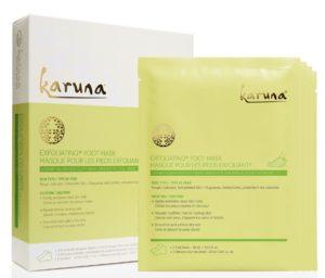 Karuna foot mask