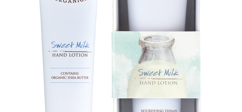 SWEET MILK LOTION