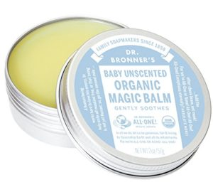 baby unscented organic magic balm