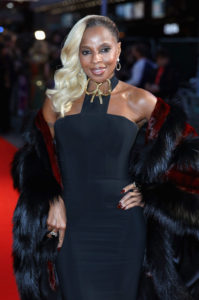 Mary J Blige style