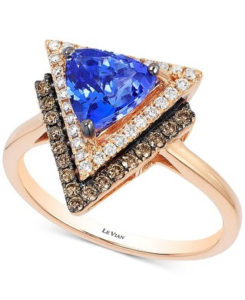 blue diamond ring, sag awards