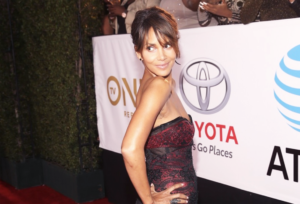 halle berry image awards style