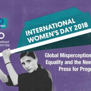 International Womens Day Global Misperceptions of Equality