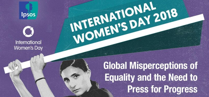 International Womens Day Global Misperceptions of Equality