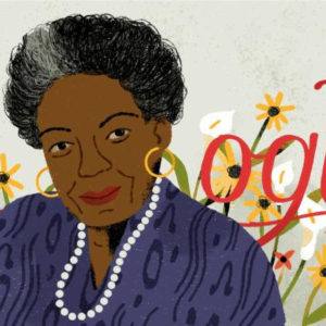 Google Doodle Celebrates The Life & Legacy Of Dr. Maya
