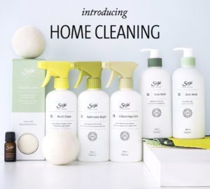 Saje.com home cleaning