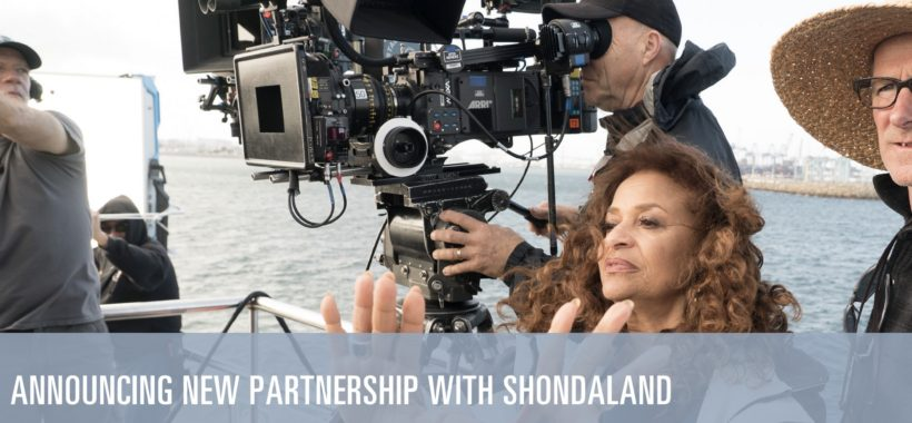 SERIESFEST PARTNERS WITH SHONDALAND