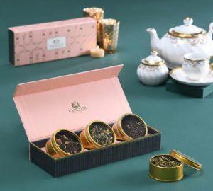 Vahdam Teas brings you a wondrous collection this festive season