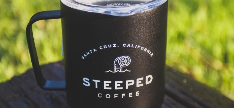 guilt-STEEPED COFFEE's single serve compostable bags