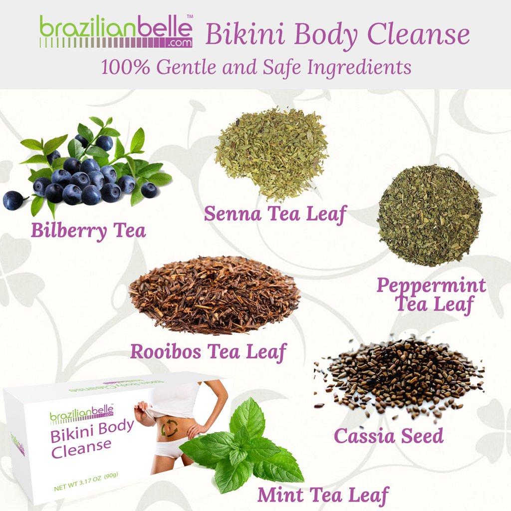Bikini Body Energy & Detox Tea