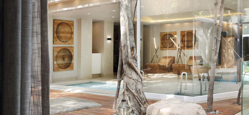 Saxon Spa's New Molton Brown Treatment