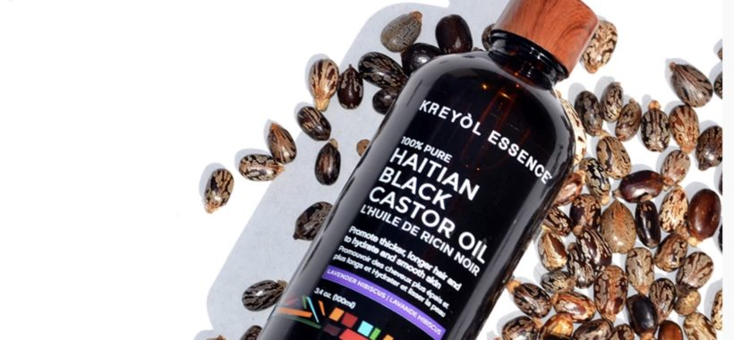 Kreyl Essence Haitian black castor oil